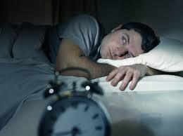Difficulté d'endormissement